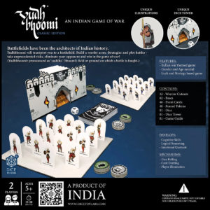Buy Yudhbhoomi only at Bored Game Company.
