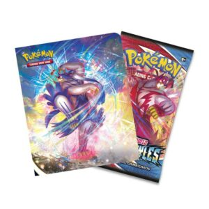 Buy Pokémon TCG: Sword & Shield-Battle Styles Mini Portfolio & Booster Pack (10 Cards) only at Bored Game Company.
