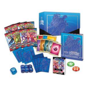Buy Pokémon TCG: Sword & Shield-Battle Styles Elite Trainer Box (Rapid Strike Urshifu) only at Bored Game Company.