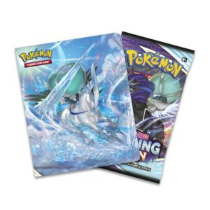 Buy Pokémon TCG: Sword & Shield-Chilling Reign Mini Portfolio & Booster Pack only at Bored Game Company.